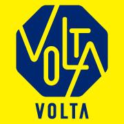 炭火焼とワインの酒場 VOLTA ロゴ